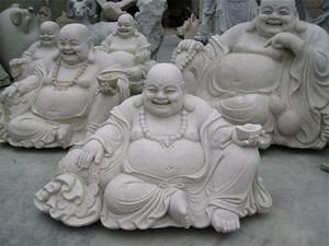 弥勒佛雕刻